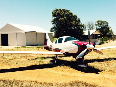 Self fly to Flinders Island